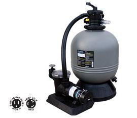 Sand Filter/Pump System
